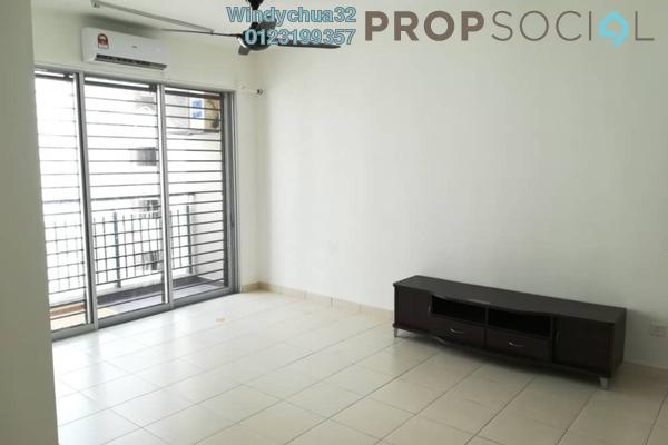 Apartment For Rent in Residensi Pandanmas, Pandan Indah Freehold Semi Furnished 3R/2B 1.4k