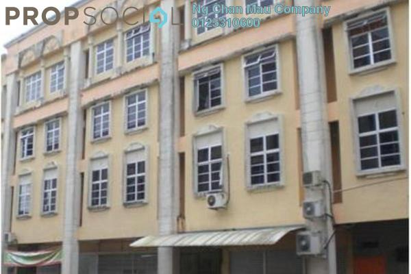 Apartment For Sale in Synergy Square, Petra Jaya Freehold Semi Furnished 0R/0B 55k