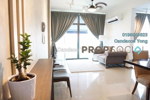 Serviced Residence For Sale in Vista Alam, Shah Alam Freehold Fully Furnished 3R/2B 650k