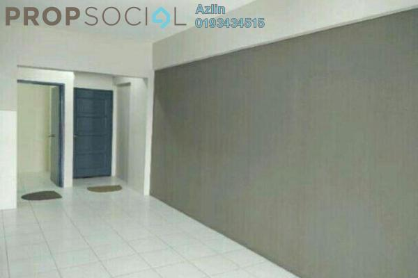 Apartment For Rent in Calisa Residences, Puchong Freehold Unfurnished 3R/2B 1k