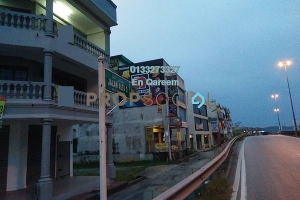 Shop For Sale in Desa Subang Permai, Subang Freehold Unfurnished 0R/0B 1.88m