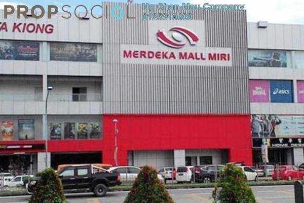 Shop For Sale in Merdeka Mall Miri, Miri Leasehold Semi Furnished 0R/0B 146k