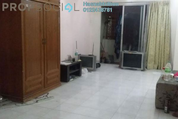 Apartment For Sale in Merdeka Villa, Ampang Leasehold unfurnished 3R/2B 328k