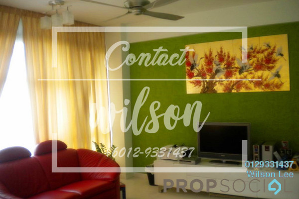 Condominium For Rent in The Saffron, Sentul Freehold Fully Furnished 3R/4B 3k