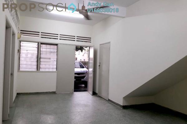 Terrace For Rent in Taman Paramount, Petaling Jaya Freehold Unfurnished 3R/1B 1.5k