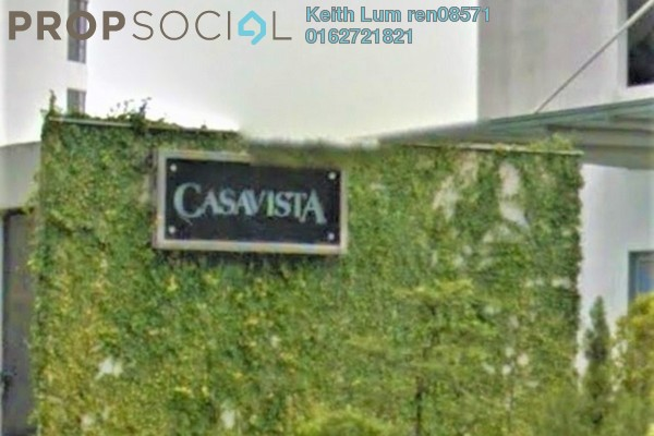 For Rent Condominium at Casa Vista, Bangsar Freehold Fully Furnished 4R/3B 3.5k