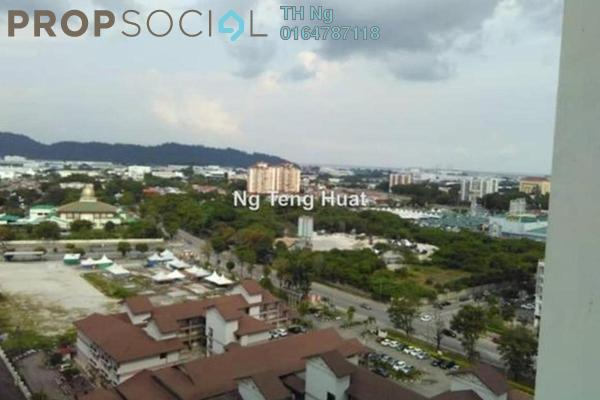 Condominium For Sale in Promenade Residence, Bayan Baru Freehold Semi Furnished 4R/4B 780k