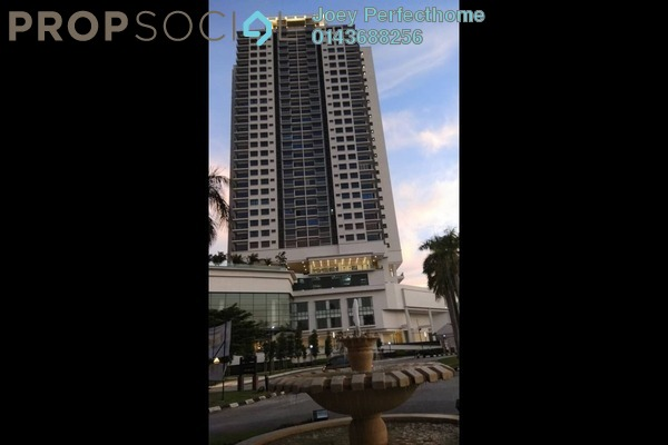 Condominium For Sale in The Link 2 @ Bukit Jalil, Bukit Jalil Freehold Fully Furnished 1R/1B 559k