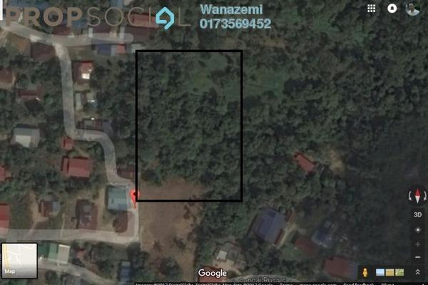 Land For Sale in Sungai Pinang, Balik Pulau Freehold Unfurnished 0R/0B 4.17m