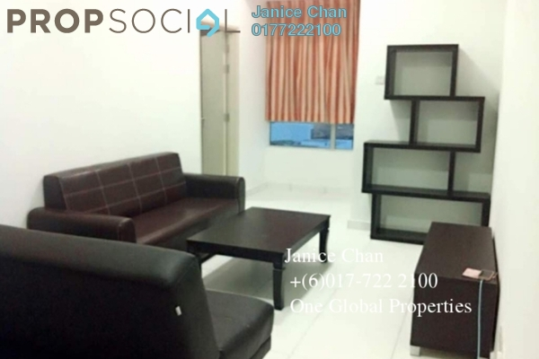 Serviced Residence For Rent in Akademik Suites @ Austin Heights, Tebrau Freehold Fully Furnished 2R/1B 1.5k