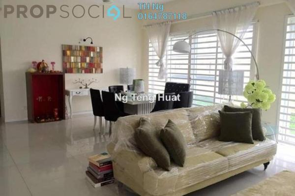 Semi-Detached For Sale in Avalon, Seri Tanjung Pinang Freehold Fully Furnished 6R/7B 4m
