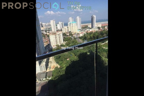 Condominium For Sale in Mont Residence, Tanjung Tokong Freehold Unfurnished 3R/2B 980k