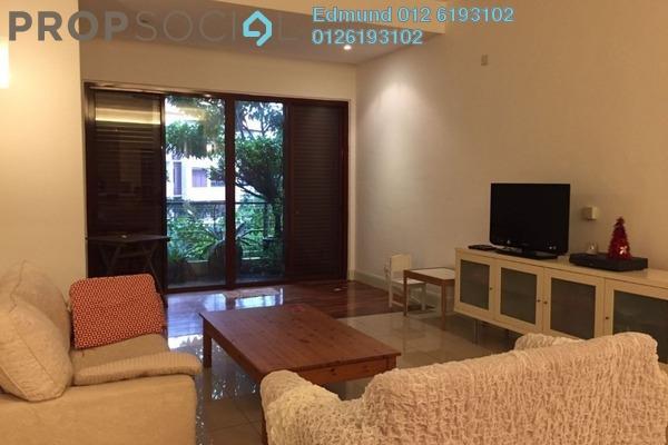 Condominium For Rent in Surian Condominiums, Mutiara Damansara Freehold fully_furnished 4R/2B 3.2k