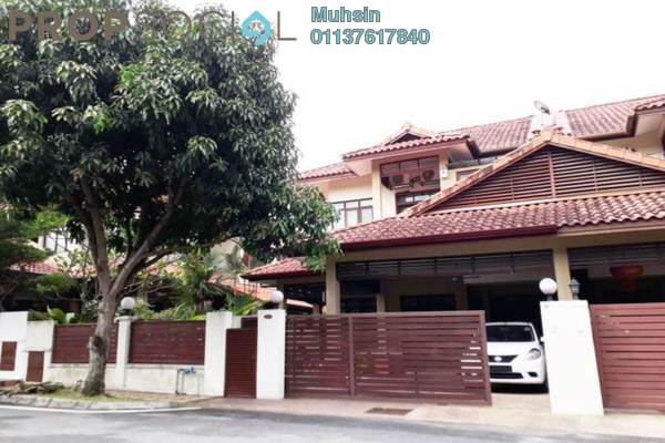 Semi-Detached For Sale in Beverly Heights, Ukay Freehold Semi Furnished 5R/5B 1.9m