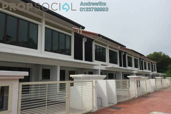 Terrace For Rent in BK6, Bandar Kinrara Freehold Unfurnished 4R/3B 2k