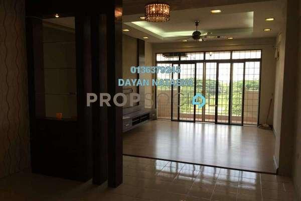Condominium For Sale in Pelangi Condominium, Sentul Freehold Semi Furnished 3R/2B 425k