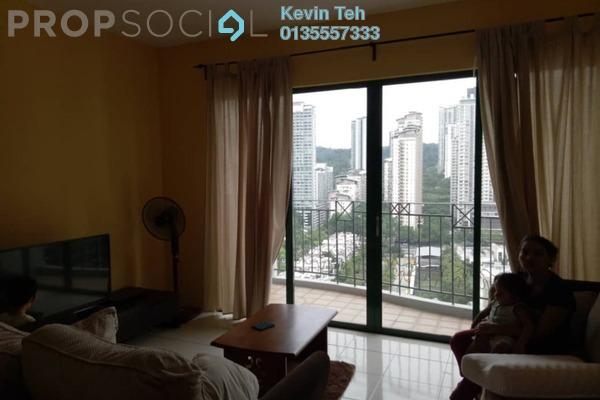 Condominium For Rent in Vista Kiara, Mont Kiara Freehold Fully Furnished 3R/2B 2.8k