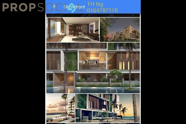 Condominium For Rent in Shorefront, Georgetown Freehold Fully Furnished 4R/4B 11k