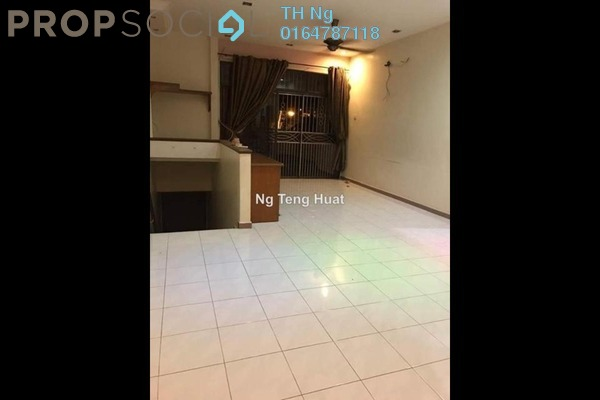 Townhouse For Rent in Desaria, Sungai Ara Freehold Fully Furnished 3R/2B 1.3k