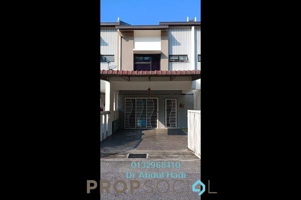 Terrace For Sale in Kajang 2, Kajang Freehold Semi Furnished 4R/3B 490k