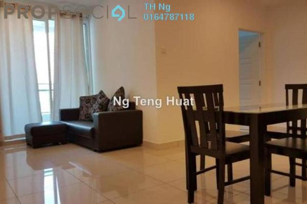 Condominium For Rent in Mansion One, Georgetown Freehold Fully Furnished 2R/2B 2.9k