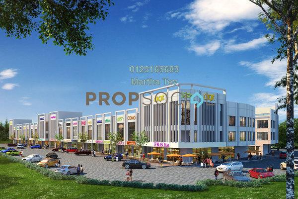 Shop For Rent in Sendayan Merchant Square, Bandar Sri Sendayan Freehold Unfurnished 0R/2B 4.5k