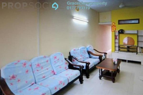 Apartment For Sale in Tebrau City Residences, Tebrau Freehold Fully Furnished 3R/2B 490k
