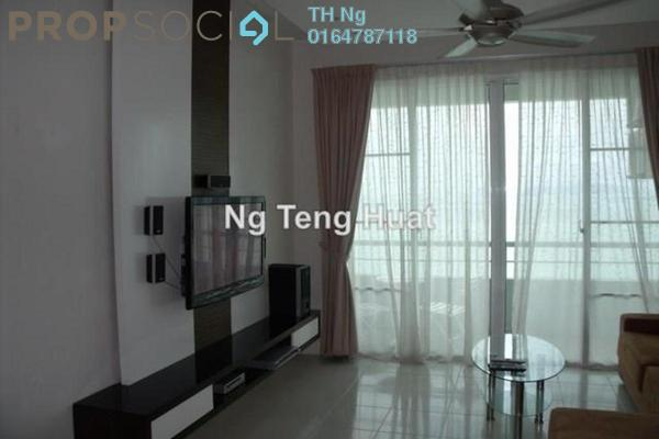 Condominium For Rent in BaysWater, Gelugor Freehold Fully Furnished 3R/2B 3.5k