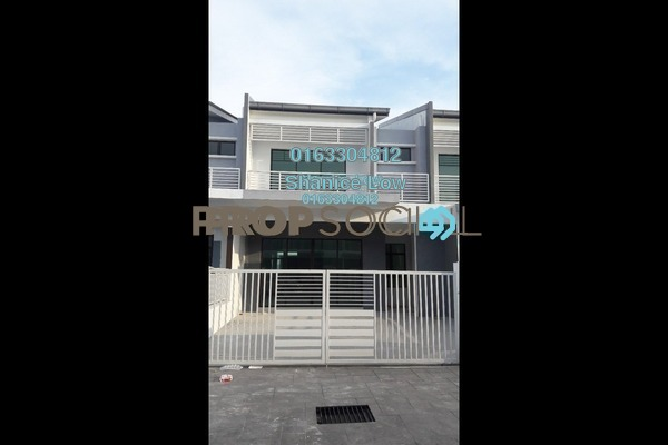 Terrace For Rent in Lakeside Residences, Puchong Freehold Unfurnished 5R/4B 1.9k