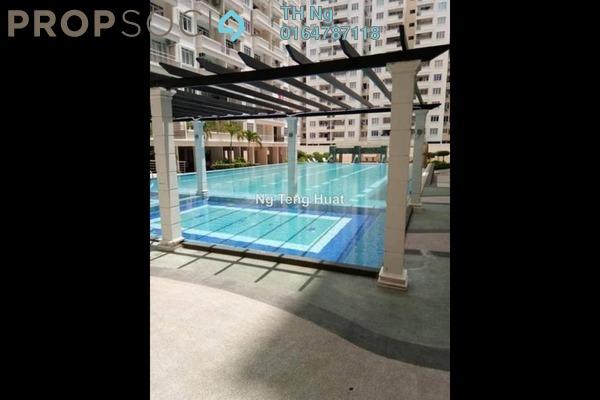 Condominium For Rent in D'Piazza Condominium, Bayan Baru Freehold Unfurnished 4R/3B 1.2k