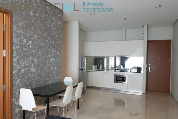 Condominium For Rent in Soho Suites, KLCC Freehold Fully Furnished 1R/1B 3.7k