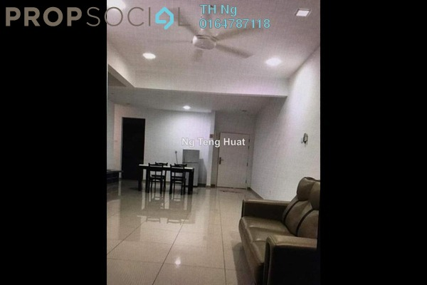Condominium For Rent in Arena Residence, Bayan Baru Freehold Semi Furnished 3R/2B 1.8k