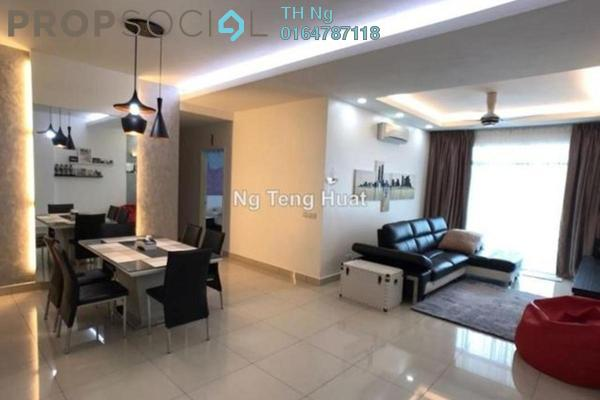 Condominium For Rent in Reflections, Sungai Ara Freehold Fully Furnished 3R/2B 1.7k