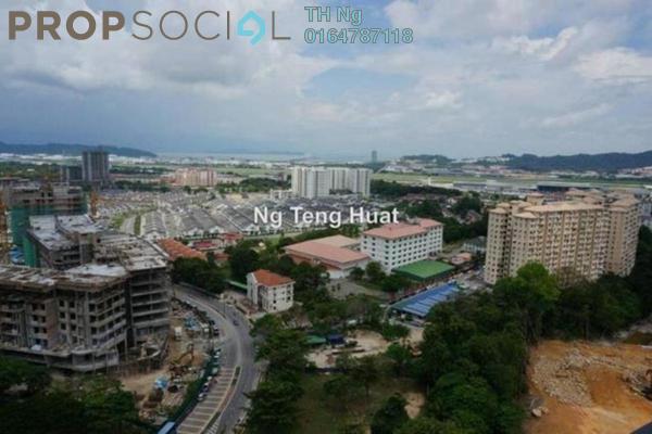 Condominium For Rent in Meridien Residence, Sungai Ara Freehold Semi Furnished 4R/2B 1.26k