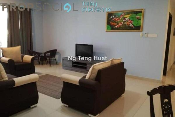 Serviced Residence For Rent in Summerton Bayan Indah, Bayan Indah Freehold Fully Furnished 3R/3B 2.5k