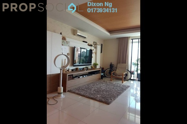 Condominium For Sale in Papillon Desahill, Taman Desa Freehold Semi Furnished 4R/3B 1.5m