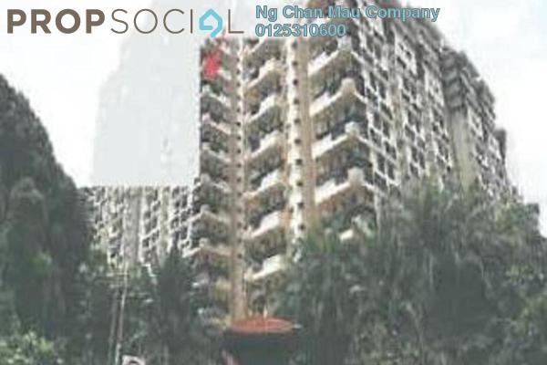 Condominium For Sale in Armanee Condominium, Damansara Damai Freehold Semi Furnished 0R/0B 540k