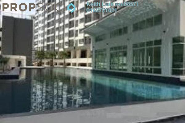 Condominium For Rent in Zefer Hill Residence, Bandar Puchong Jaya Freehold Fully Furnished 4R/3B 2.2k
