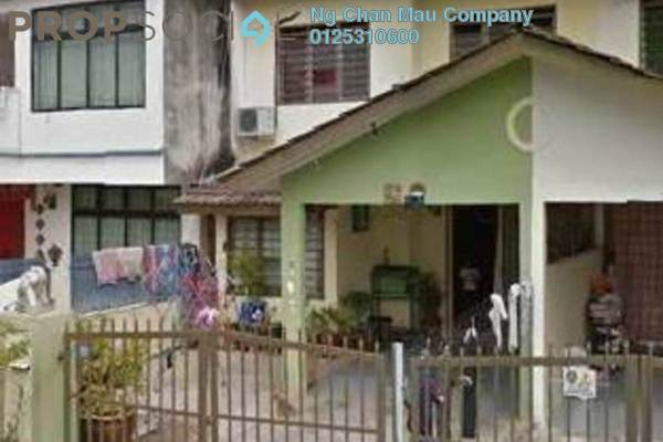 Terrace For Sale in Taman Sri Layang, Mentakab Freehold Semi Furnished 0R/0B 110k