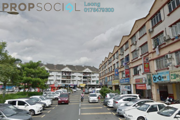Shop For Rent in Taman Pusat Kepong, Kepong Freehold Unfurnished 0R/0B 3.2k