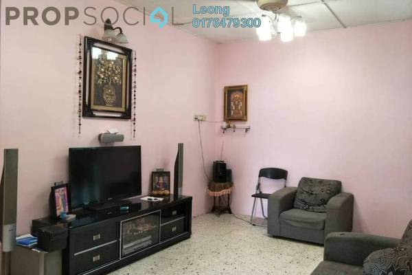 Terrace For Sale in Taman Ehsan, Kepong Freehold Semi Furnished 3R/2B 465k