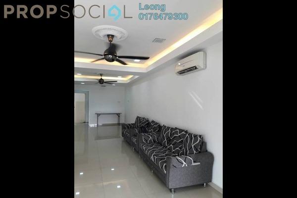 Terrace For Sale in Taman Desa Jaya, Kepong Freehold Semi Furnished 3R/2B 670k
