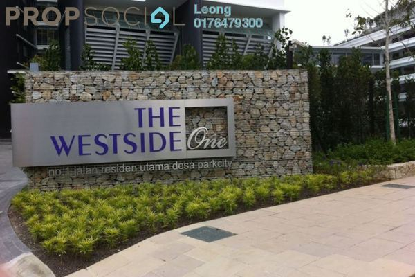 Condominium For Sale in The Westside One, Desa ParkCity Freehold Unfurnished 3R/4B 1.5m