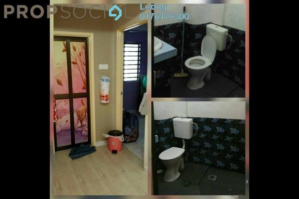 Apartment For Sale in Taman Aman Putra, Jinjang Freehold Semi Furnished 3R/1B 210k