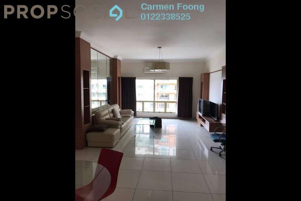 共管公寓 单位出租于 East Lake Residence, Seri Kembangan Freehold Fully Furnished 3R/2B 2.2千