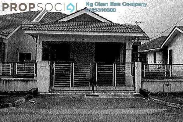 Semi-Detached For Sale in Bandar Puteri Jaya, Sungai Petani Freehold Semi Furnished 0R/0B 250k