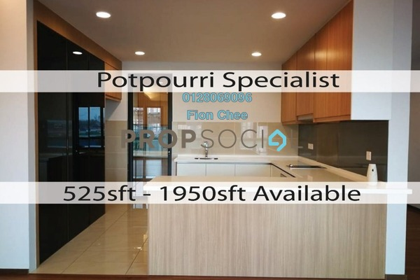Serviced Residence For Rent in The Potpourri, Ara Damansara Freehold Fully Furnished 4R/5B 6.5k