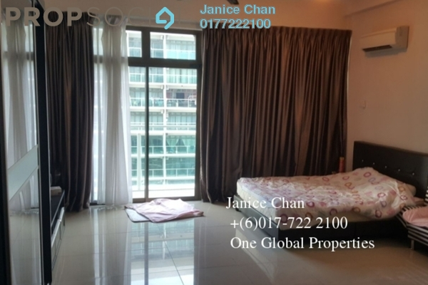 Serviced Residence For Rent in Palazio, Tebrau Freehold Semi Furnished 0R/1B 1k
