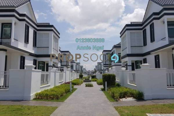 Terrace For Rent in Eco Majestic, Semenyih Freehold Semi Furnished 4R/3B 1.8k