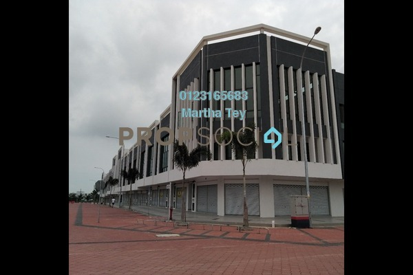 Shop For Rent in Sendayan Merchant Square, Bandar Sri Sendayan Freehold Unfurnished 0R/4B 4k